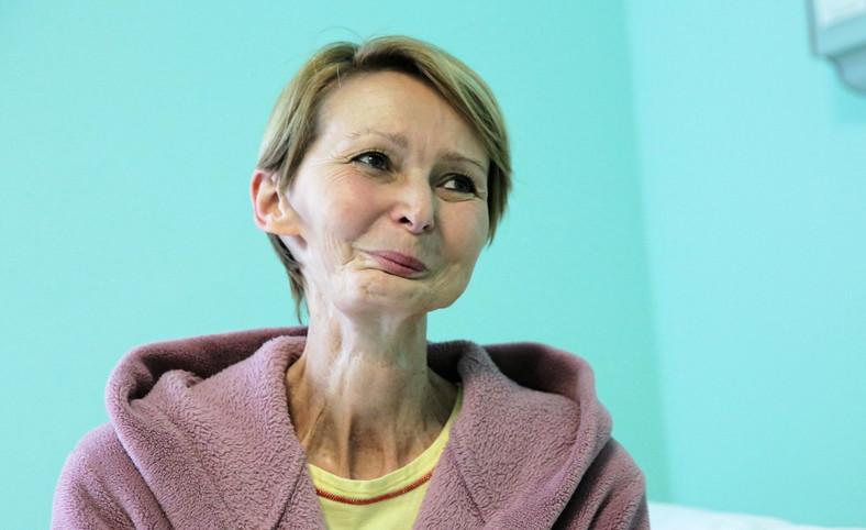 Pacjentka, Barbara Wiśniewska