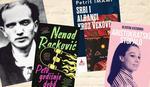 KNJIGE ZA VRELO LETO Rumunski Kafka, roman Džonija Rackovića, autobiografija Olivere Katarine, Srbi i Albanaci