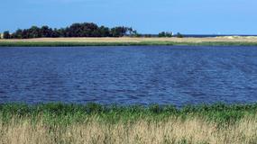 Argentyńczyk zgubił się na gdańskiej wyspie. Zrobił białą flagę i wzywał pomocy