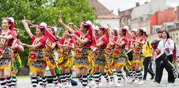Światowy Przegląd Folkloru w Poznaniu. Zobacz zdjęcia z parady!