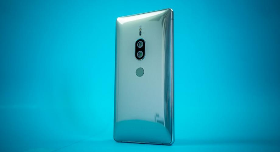 Multimedia-Smartphone Sony Xperia XZ2 Premium im Test