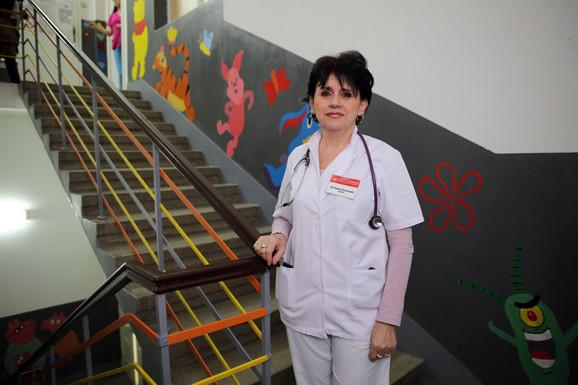 Dr Danica Nedeljković