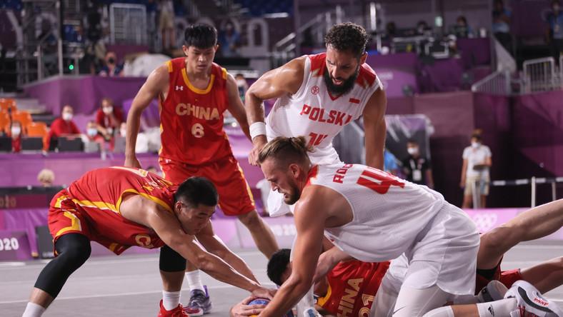 Polska - Chiny
