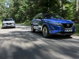 Nowy Nissan Qashqai już w Polsce - pierwsza jazda