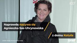 Agnieszka Kotulanka kończy 60 lat