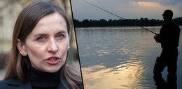 Pomysł europosłanki Sylwii Spurek rozwścieczył wędkarzy. Wara od naszych wędek!