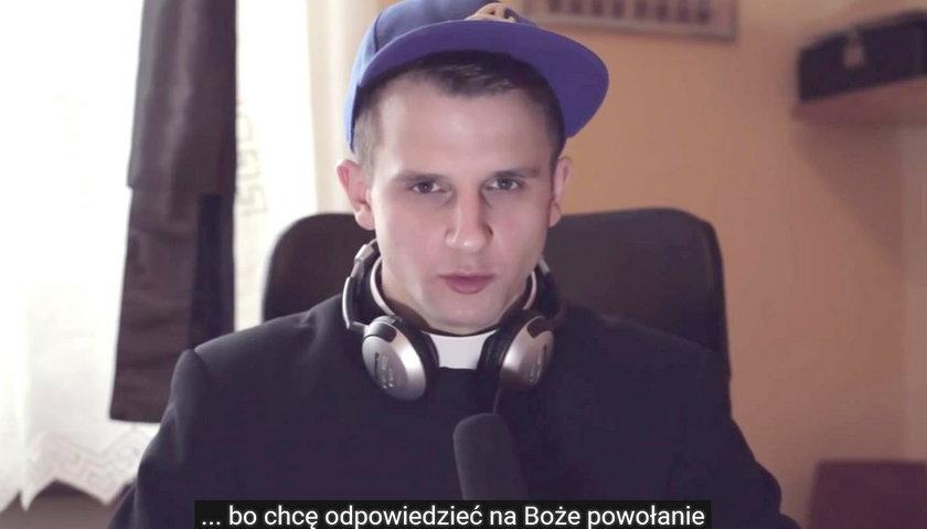 Film promujący kapłaństwo na Youtube