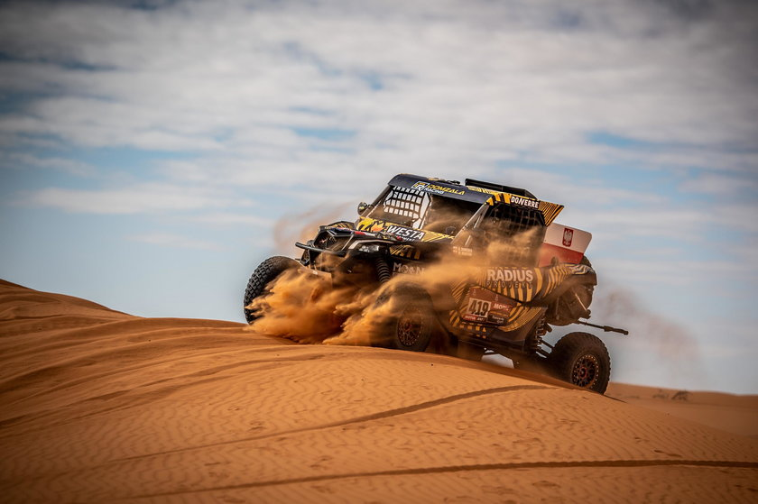 Siódmy etap Rajdu Dakar