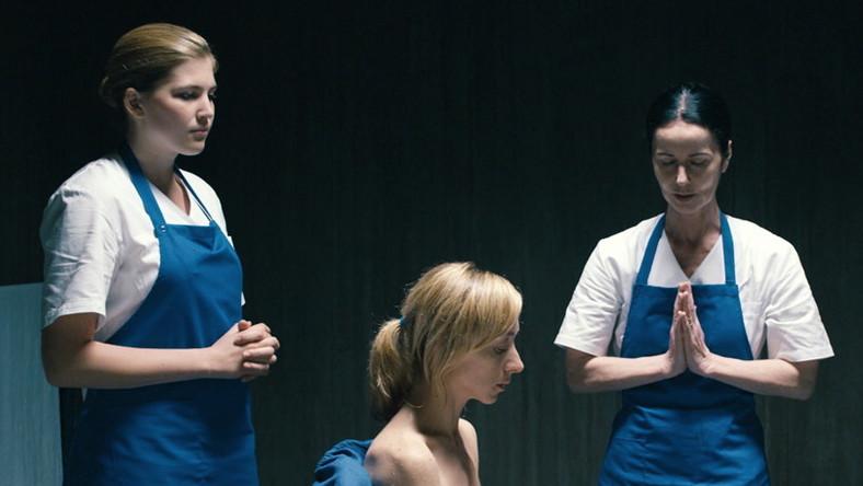 "Sylvie Testaud jako Christine w ""Lourdes"""