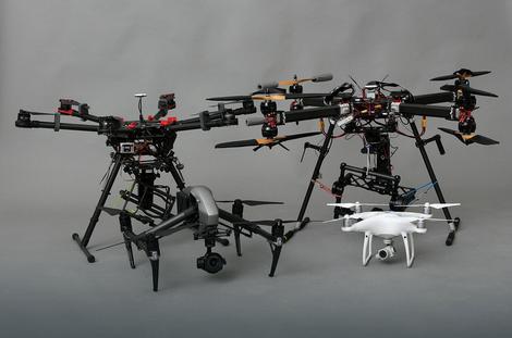 Savremeni dronovi