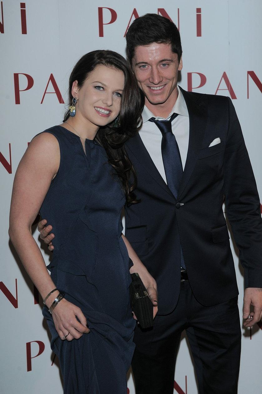 Ania i Robert są bardzo piękną parą