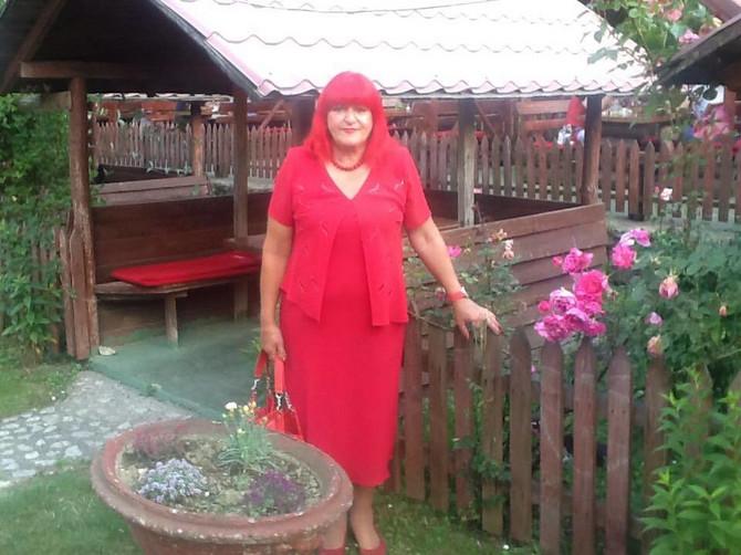 """Razgovarali smo sa CRVENOM ZORICOM: """"Ja sam crveno nosila i kada mi je majka umrla i sestra poginula, na sve druge boje sam alergična"""""""