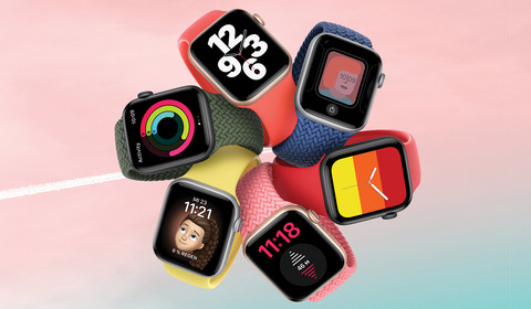 Apple Watch 6 i Apple Watch SE - krótka recenzja nowych smartwatchy