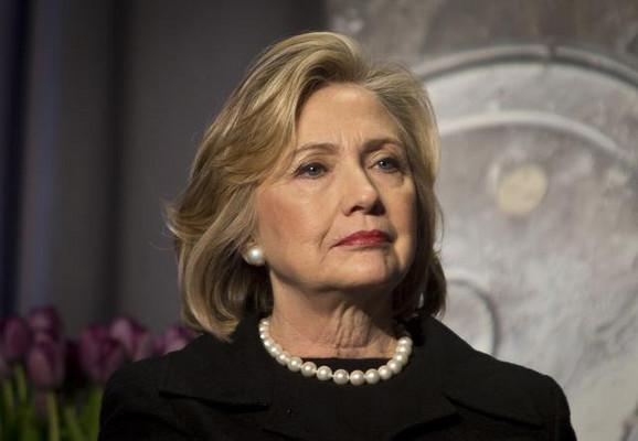 Čeka rasplet:Hilari Klinton