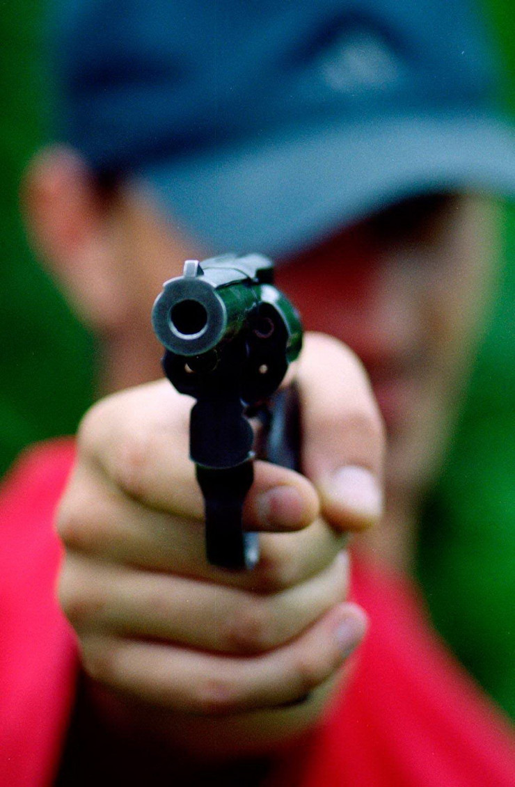 Pljacka pistolj