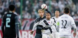 Liga Europy: Legia gra o być albo nie być