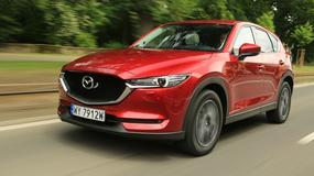 Nowa Mazda CX-5 2.0 – mocy przybywaj   TEST