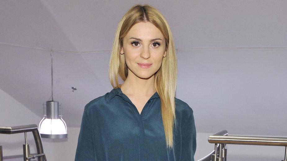 Kasia Tusk pokazała córkę