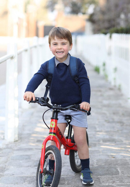 Urodziny księcia Louisa. Pałac Kensington opublikował nowe zdjęcie