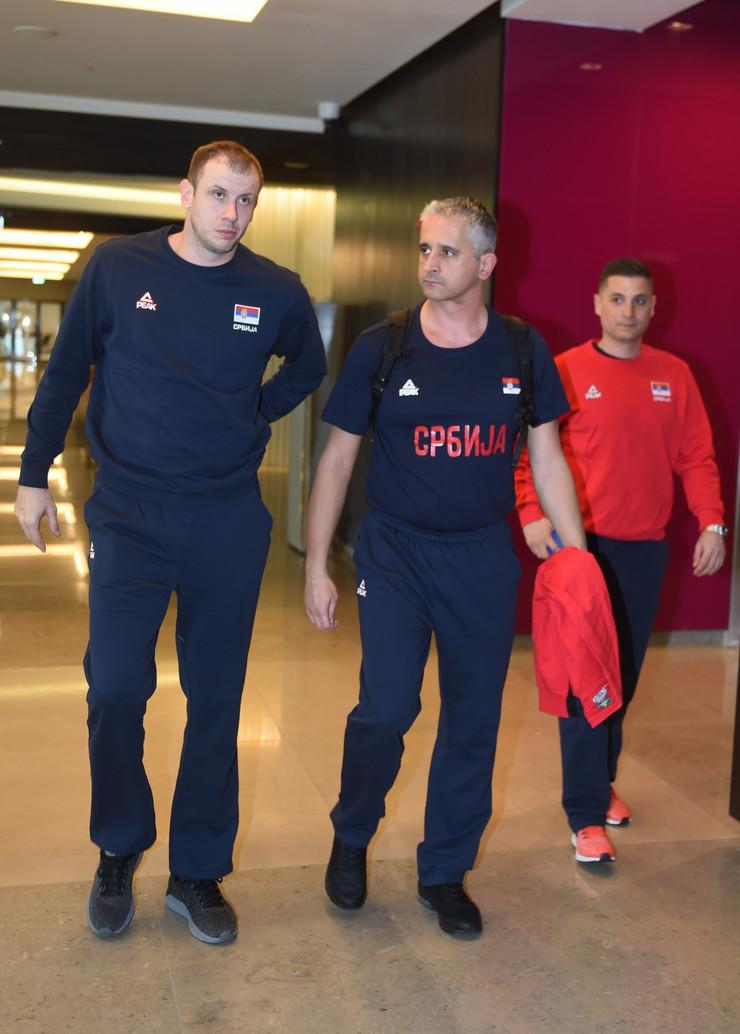 Košarkaška reprezentacija Srbije, Novica Veličković, Igor Kokoškov