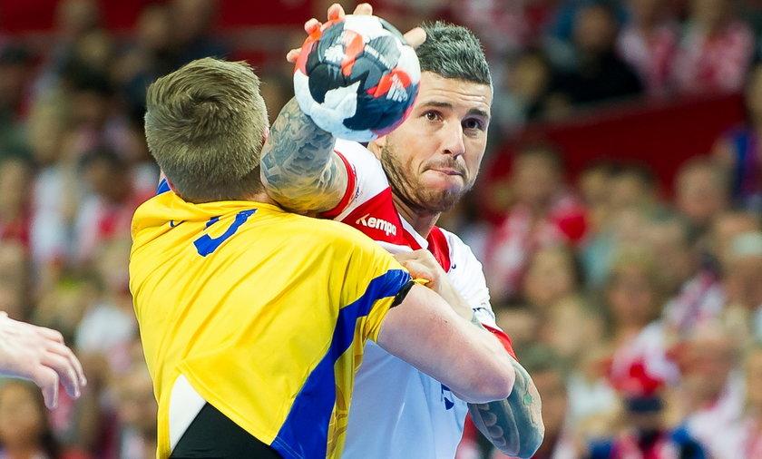 Polska pokonała Szwecją 26:24 w meczu o 7. miejsce na mistrzostwach Europy