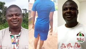 NDC officer vanishes after allegedly impregnating daughter & the aborting pregnancy