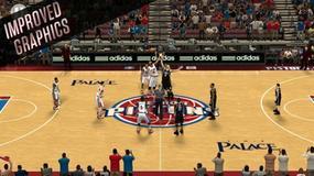 NBA 2K16 w wersji mobilnej prezentuje się znakomicie!