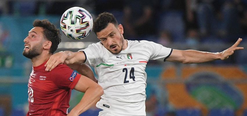 Włosi zachwycili w meczu otwarcia. Pierwszy gol na EURO to samobój