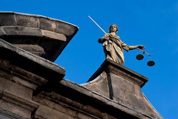 Sądownictwo w Polsce