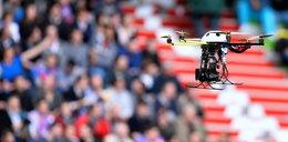 Zakaz używania dronów podczas Euro 2016