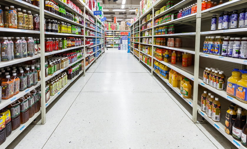 """Porwali"" supermarket"