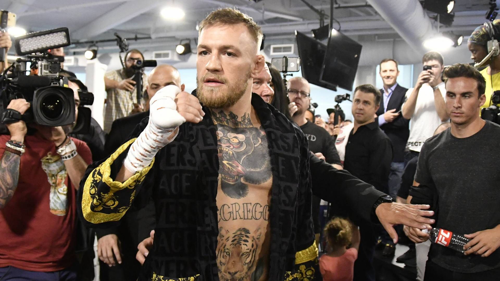 MMA-Fighter Conor McGregor kündigt wohl Comeback an