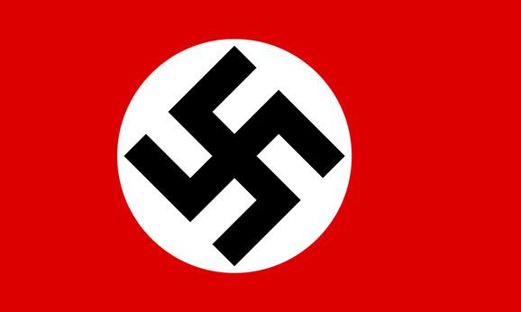 Svastika preuzeta i postala simbol nacizma