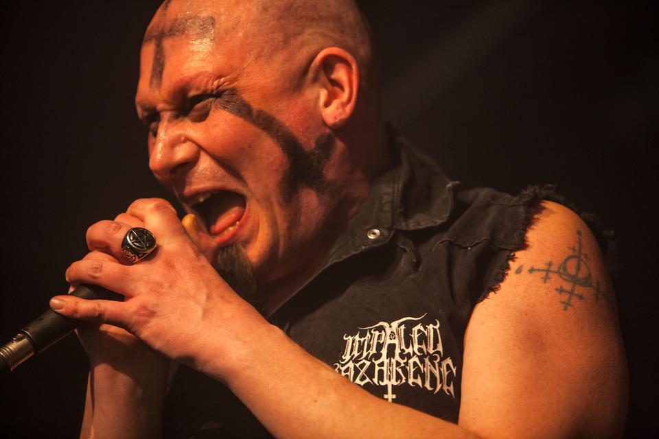 Metalmania 2017 Impaled Nazarene
