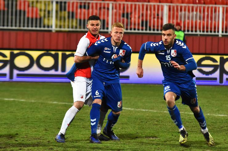 FK Vojvodina, FK Radnički Niš