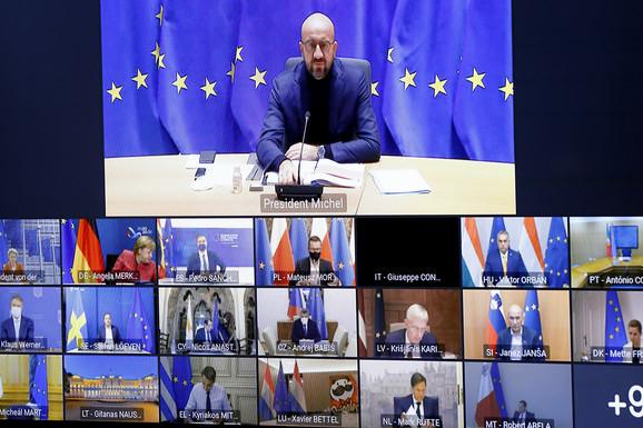 """Održana video konferencija lidera EU 27 o BORBI PROTIV KOVIDA Mišel: """"Svi Evropljani da vode računa o sebi i o drugima"""""""