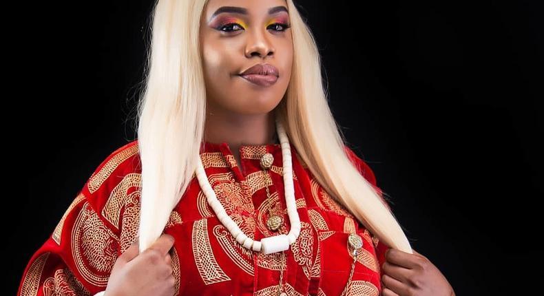 Nairobi Diaries star Bridget Achieng flaunts her Pregnancy in stunning photos