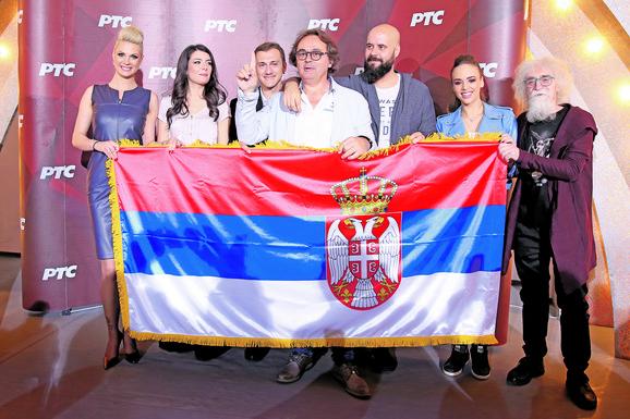 Evrosong, Sanja Ilić i Balkanika