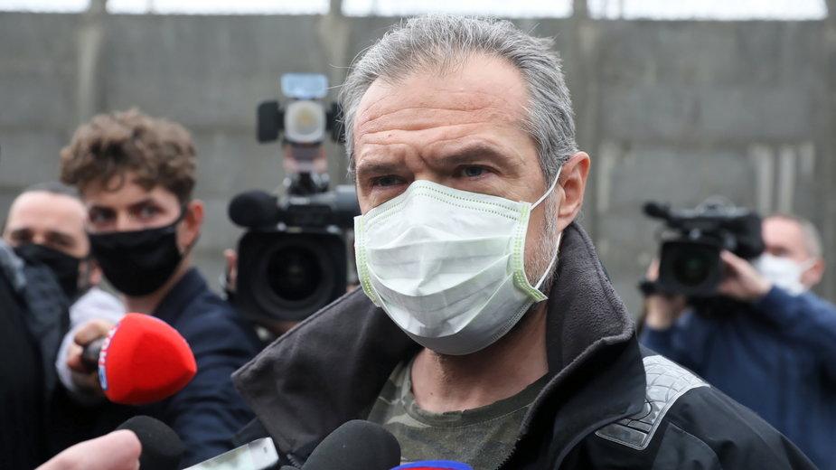 Sławomir Nowak opuścił areszt. Jego obrona odpowiada Ziobrze