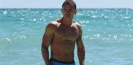 Craig miał wypadek, zdjęcia do Bonda przerwane!