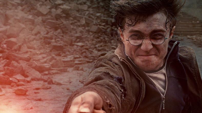"""""""Harry Potter i Insygnia Śmierci: część II"""""""