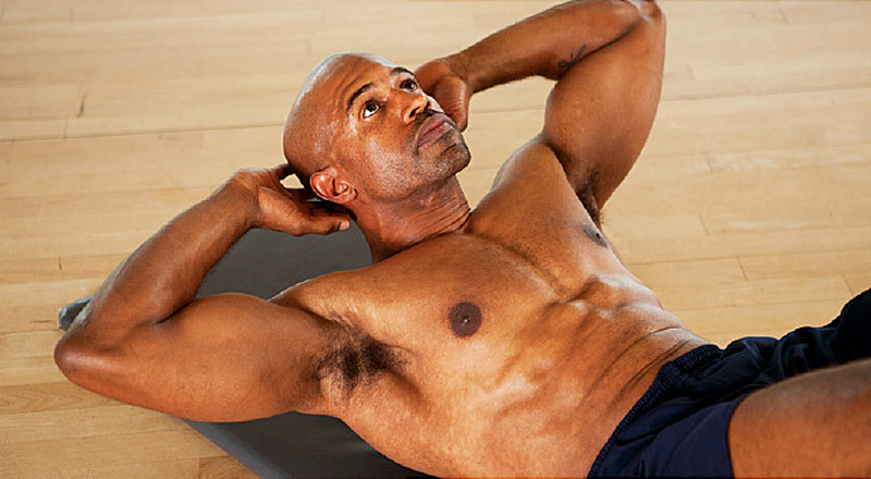 Men over 60 should try this power fitness routine to stay healthy