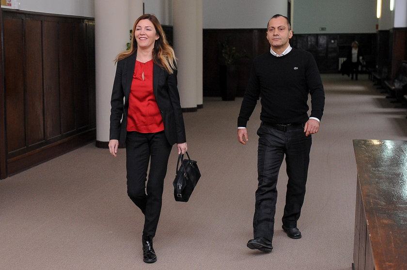 Ewa Coll i Kostek Yoriadis