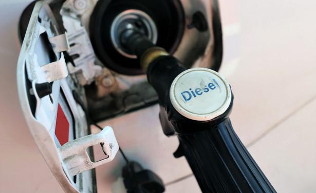 Tankowanie diesel
