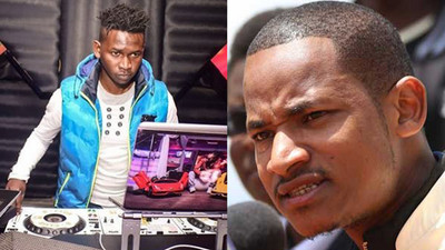 DJ Evolve speaks out for the first time from his hospital bed