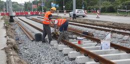Budowa tramwaju na Morenę idzie pełną parą!