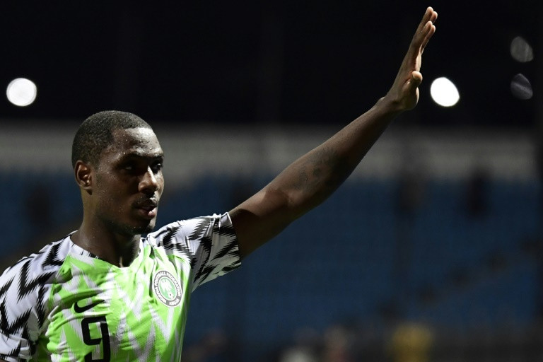 Ighalo scored five goals in AFCON 2019