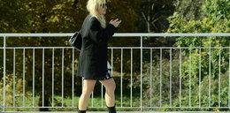 To Monika Olejnik wyznacza trendy jesieni. Te buciory to hit!