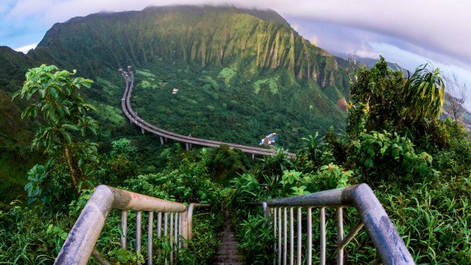 Schody Haʻikū