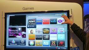 Interaktywne funkcje w telewizorach